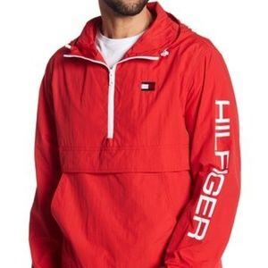 Tommy Hilfiger Retro Taslan Lightweight Pullover